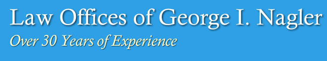 Law Offices of  George I. Nagler logo